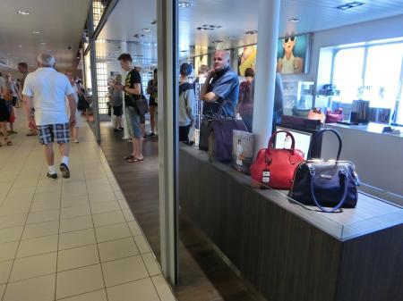 Tallink Silja Line shopping 2