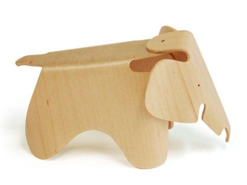 Eames Plywood Elephant (miniature)(イームズプライウッドエレファント ミニチュア)Charles & Ray Eames(チャールズ & レイ・イームズ)Vitra Design Museum(ヴィトラ・デザイン・ミュージアム)