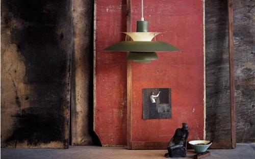 PH5 Contemporary Pendant Light(ピーエイチ 5 コンテンポラリー ペンダントライト)Poul Henningsen(ポール・ヘニングセン)Louis Poulsen(ルイスポールセン)