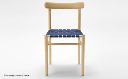 Lightwood Webbing Seat (ライトウッド ウェービングシート)Jasper Morrison( ジャスパー・モリソン)MARUNI (マルニ木工)