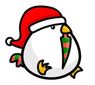 もうクリスマスソングが・・・