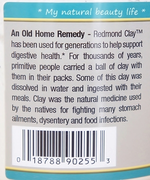 Redmond Trading Company, Redmond Clay