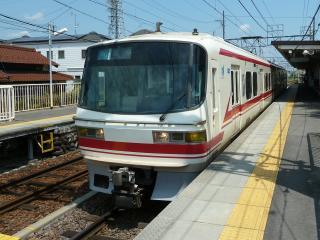 名鉄 パノラマsuper(増結車用) 1800系