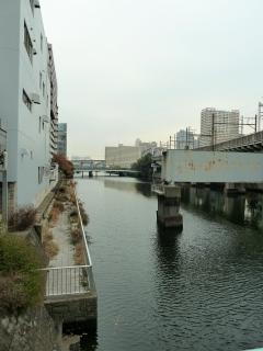 高浜西運河