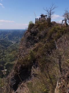 男体山 山頂の神社