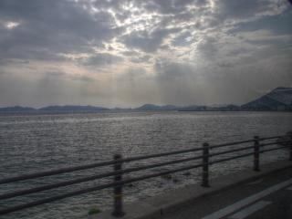 児島にて HDR