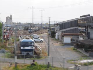 岡山機関区