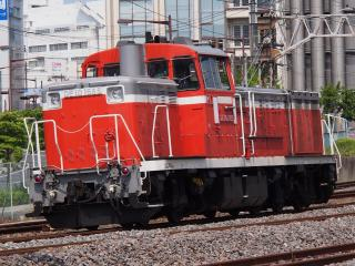 DE10 ディーゼル機関車