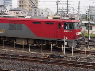 EH500-23 電気機関車