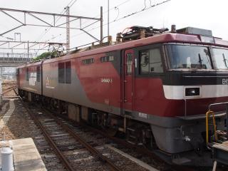 EH500-3 電気機関車