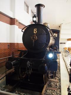 東武鉄道 5号機関車