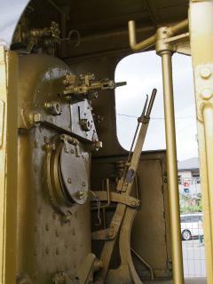協三工業製 15t級 蒸気機関車