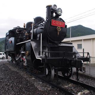C12187 蒸気機関車