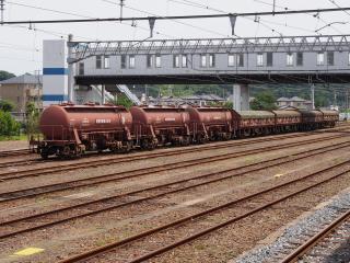 タキ1200形貨車&トキ25000形貨車