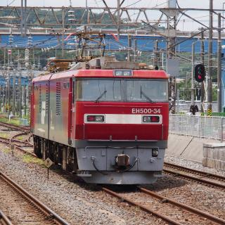 EH500-34 電気機関車