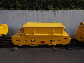 4トン バッテリー機関車