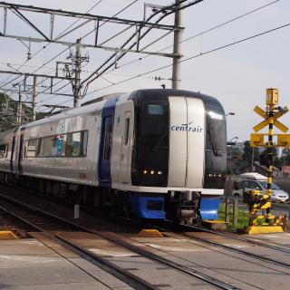 名鉄 ミュースカイ 2000系
