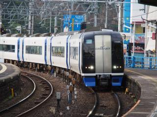 名鉄 ミュースカイ 2000系 犬山遊園駅