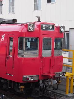 名鉄 100系