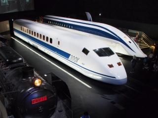 955形式 新幹線試験電車(300X)