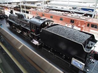 C57 蒸気機関車