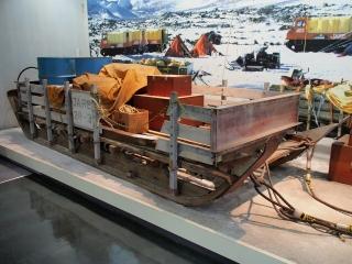 木製そり(2トン積み用)