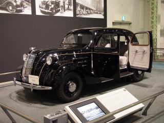 トヨダ AA型 乗用車