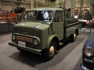 トヨエースSKB型トラック(1954年)