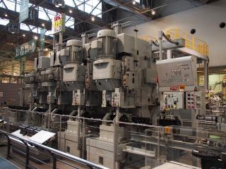 機械加工技術の変遷