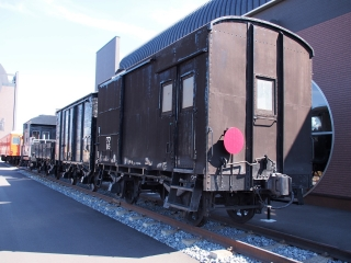 ワフ15形貨物緩急車