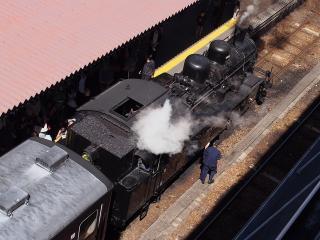 C12 66 蒸気機関車