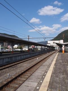 東武鉄道 鬼怒川温泉駅