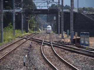 東武鉄道 100系 スペーシア 特急「きぬがわ」