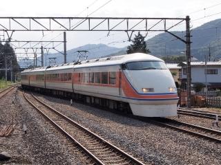 東武鉄道 100系 スペーシア 特急「きぬ」