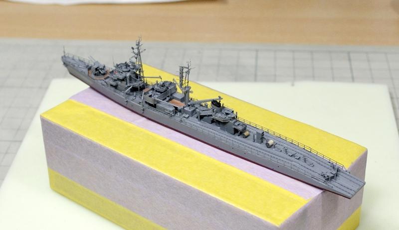 第9号輸送艦 - 艦船模型製作工房 大磯海軍工廠