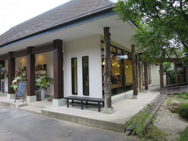 CAFE UNE(ユンヌ)