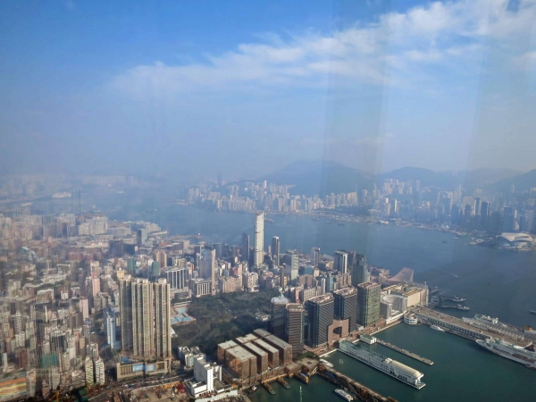 ザ・リッツ・カールトン香港
