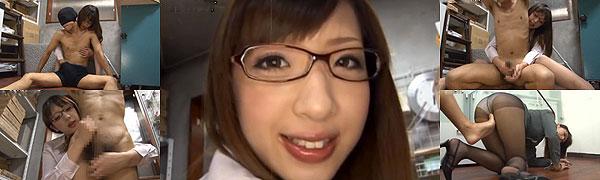 メガネOL動画