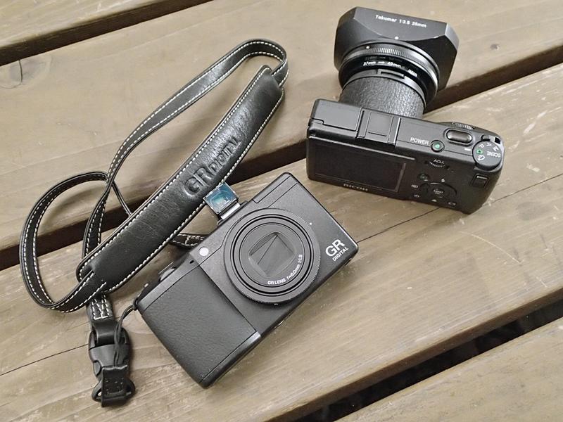 ツーリングカメラ:GR Digital IIIが買い得