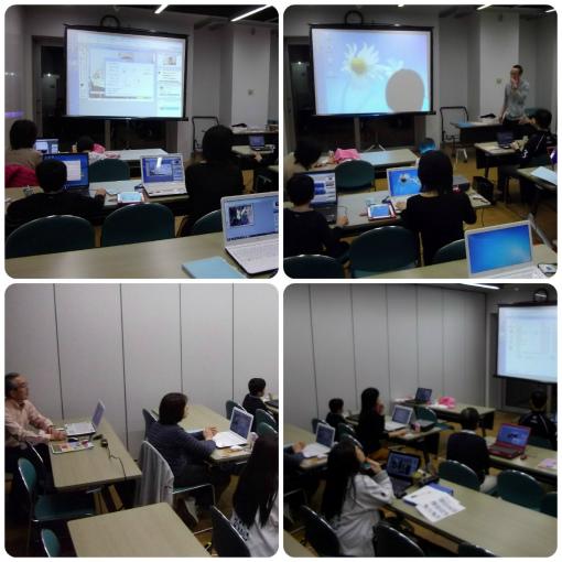 EBSの教室