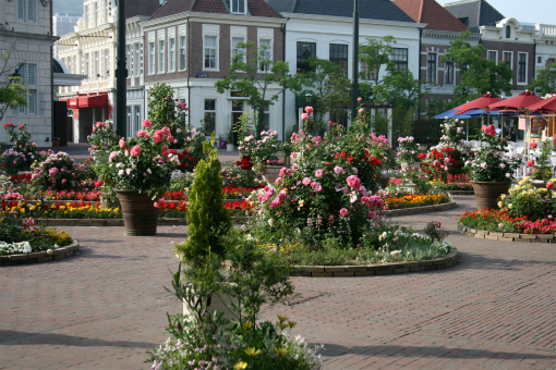 アムステルダム広場