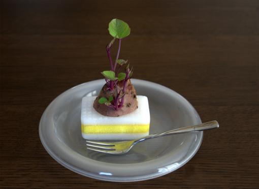 ケーキ・ド・ポテト