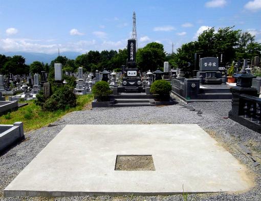 ご先祖様の墓所 & 佛智の墓所建設予定地?