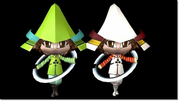 シムズ2、シムズ3、戦国BASARA三寸元就様配布しました(Sims2,Sims3)