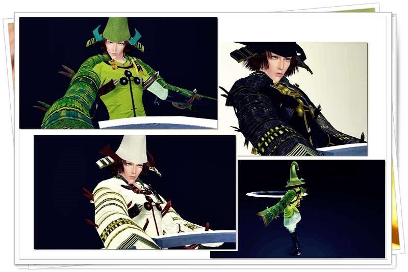 シムズ3 戦国BASARA 毛利元就 衣装配布しました(Sims3)