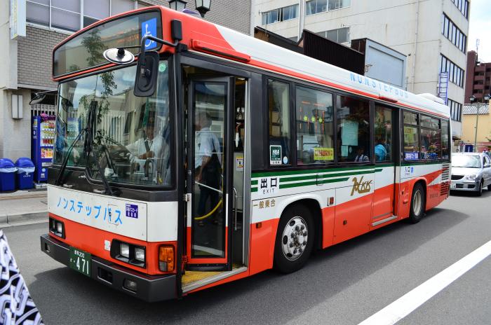 関越交通 群馬200か471