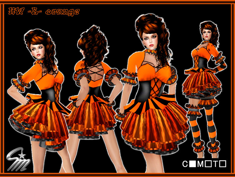 HW -B- orange1