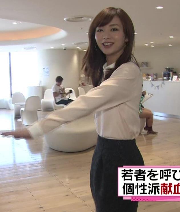 伊藤綾子 横乳キャプ・エロ画像3