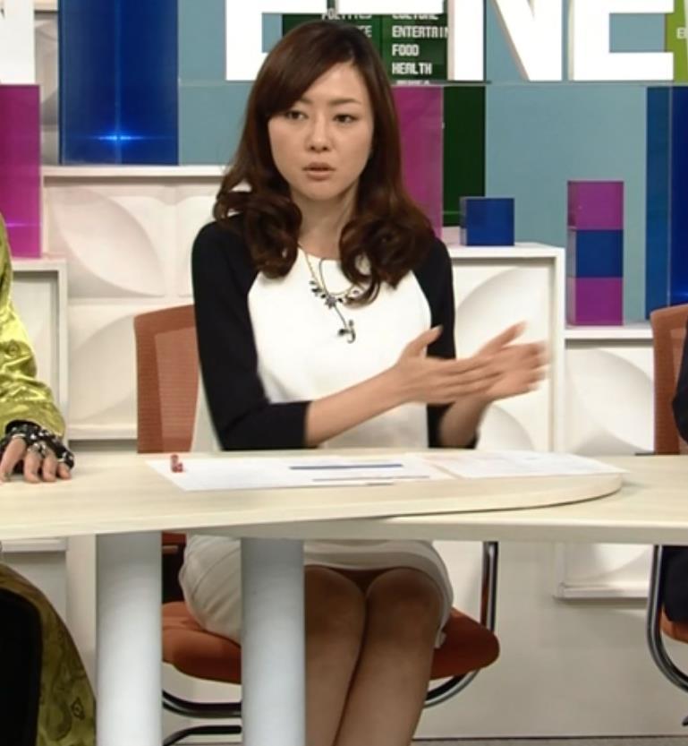 吉竹史 ミニスカのデルタゾーン(ニュースで英会話 20141110)キャプ画像(エロ・アイコラ画像)