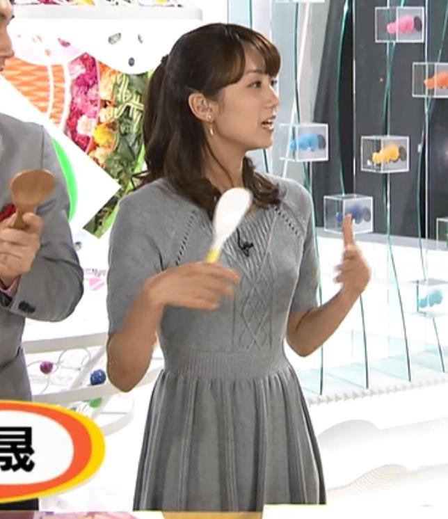 小野彩香 おっぱいのふくらみキャプ画像(エロ・アイコラ画像)